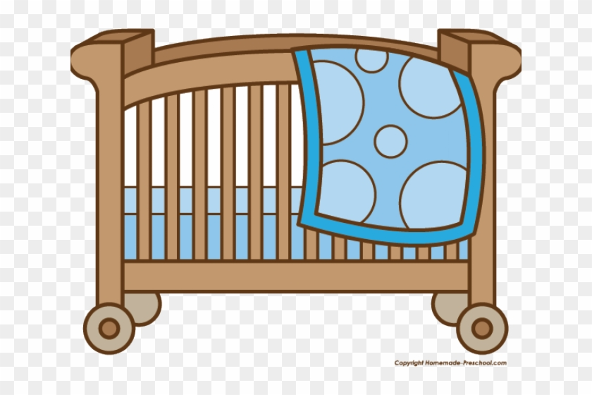 Baby Crib Clipart, HD Png Download.