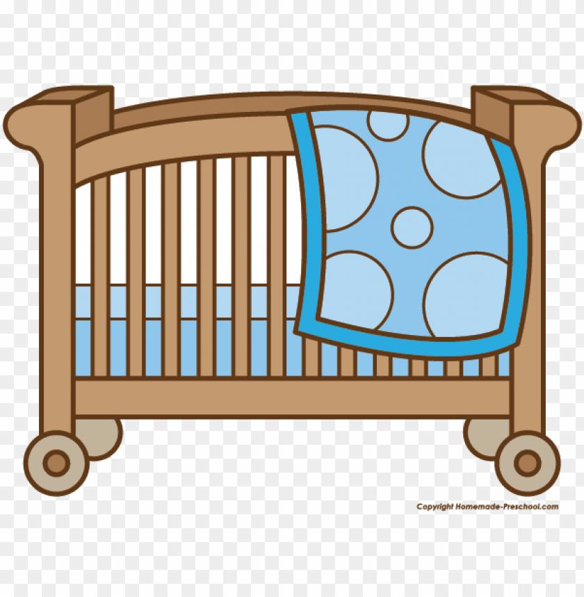 baby crib png.