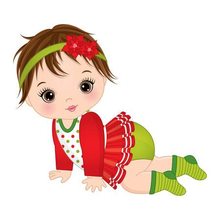 1,587 Baby Crawling Stock Vector Illustration And Royalty Free Baby.