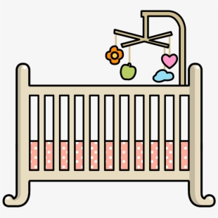 Free Baby Crib Clipart Cliparts, Silhouettes, Cartoons Free Download.