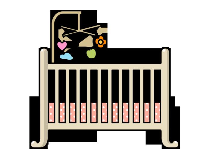 Baby Crib Clipart & Baby Crib Clip Art Images.