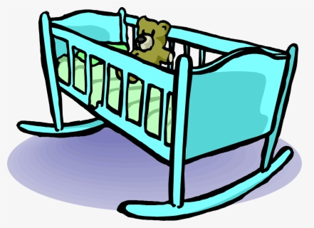 Free Baby Crib Clip Art with No Background , Page 2.