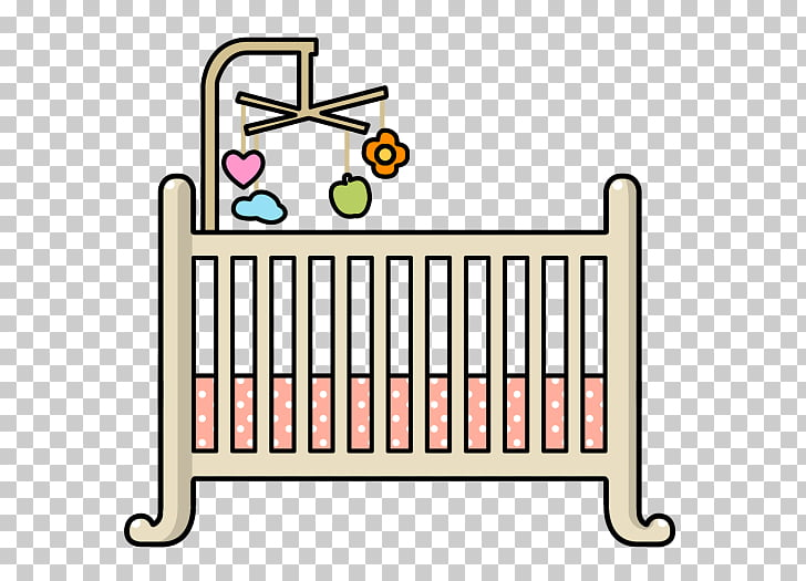 Infant bed Nursery , Girl Crib s PNG clipart.