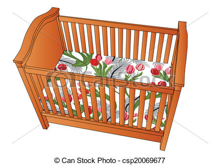 Crib Illustrations and Clipart. 6,163 Crib royalty free.