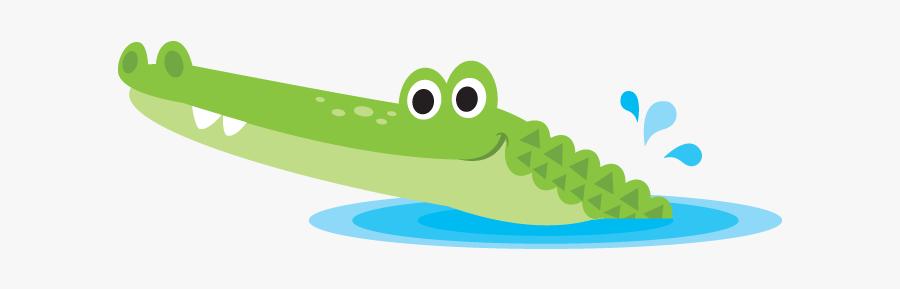 Crocodile Clipart Snappy.
