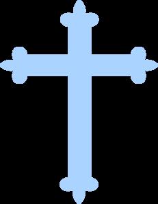 Blue Cross Clipart Png.