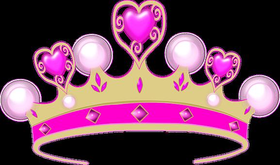 Princess, Crown.