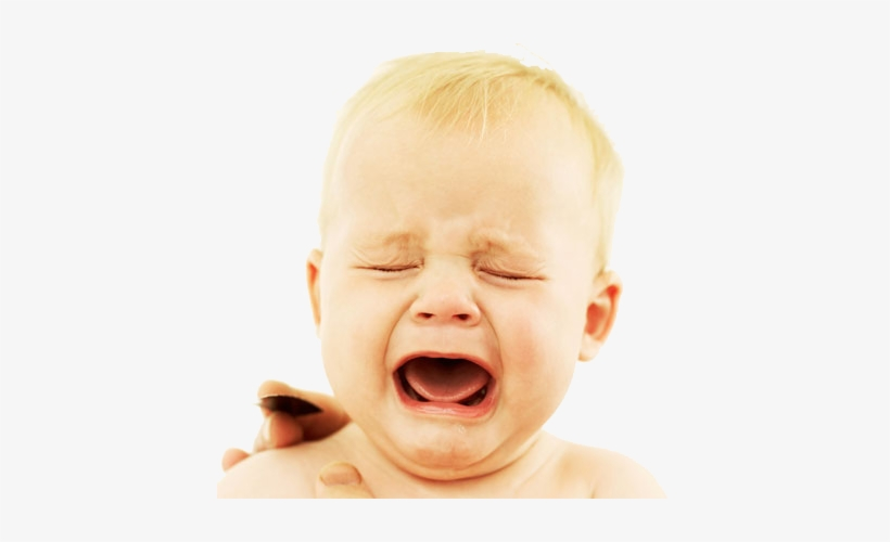 Baby Crying Png Photo.