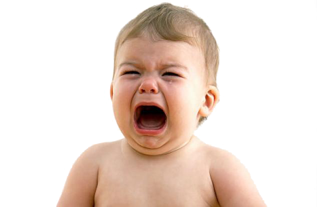 Infant crying Infant crying Child Mother.