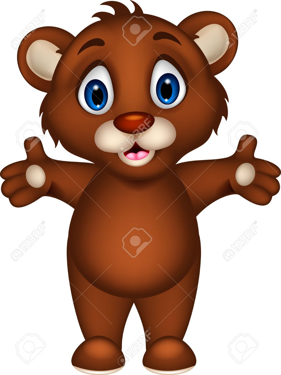 Baby cub clipart 4 » Clipart Station.