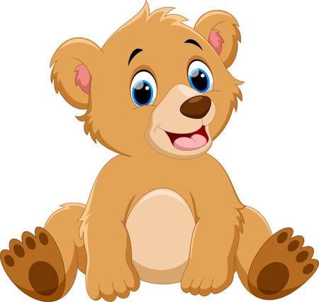 5,373 Bear Cub Cliparts, Stock Vector And Royalty Free Bear Cub.