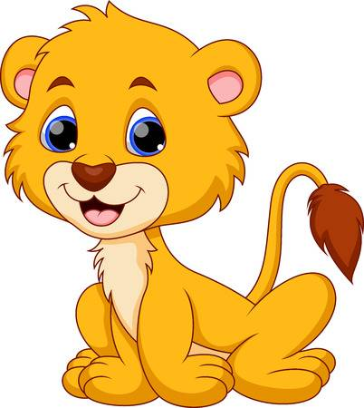 1,304 Lion Cub Stock Illustrations, Cliparts And Royalty Free Lion.
