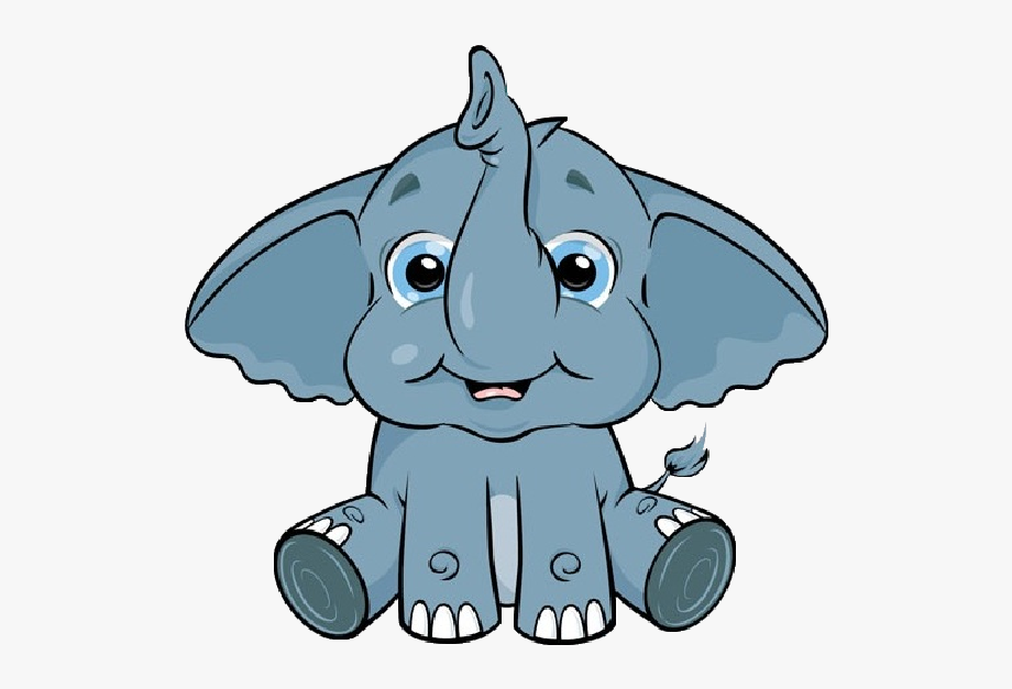 Baby Elephant Clipart, Baby Elephant Images, Mom And.