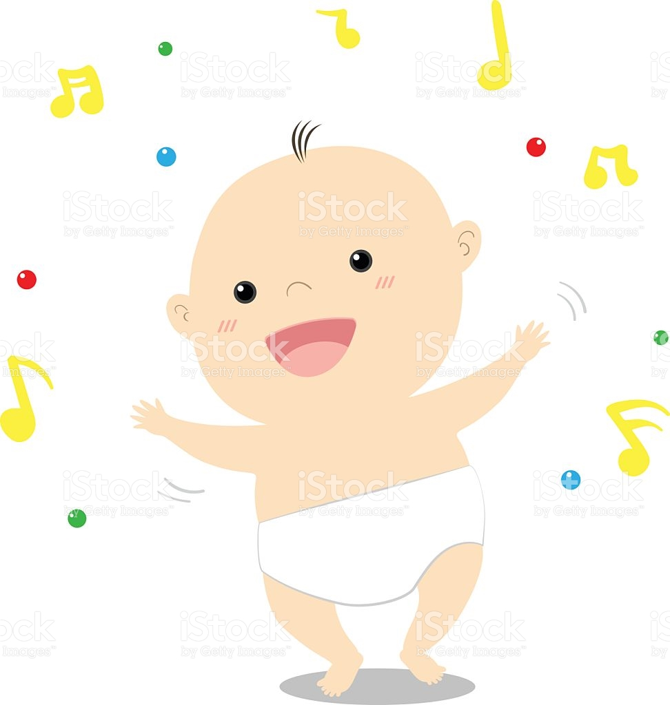67843 Baby free clipart.