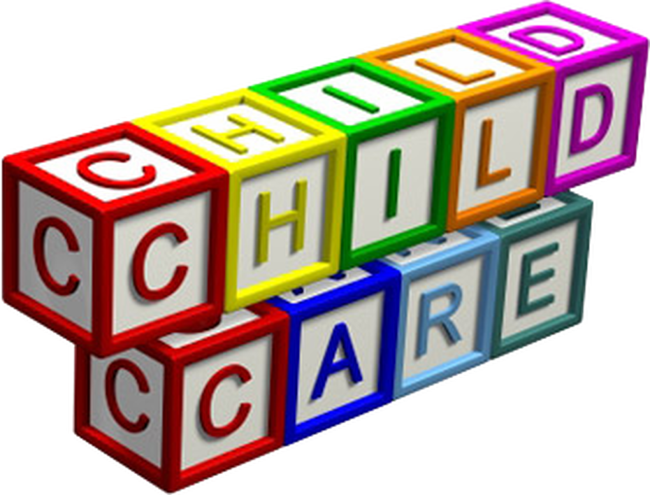 Child care clipart.