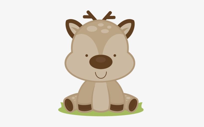 Dear Clipart Baby Deer.