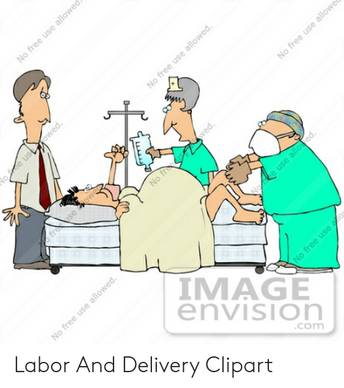 IMAGE Envision Com Labor and Delivery Clipart.