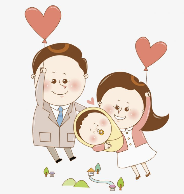 newborn baby delivery clipart.