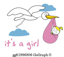 Baby Delivery Clip Art.