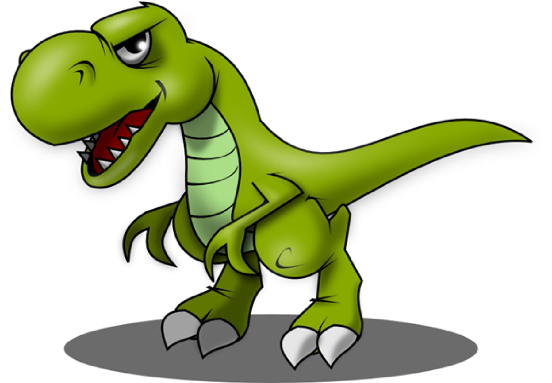 The Runaway Dinosaur.