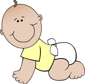 Diaper clipart baby bottom, Diaper baby bottom Transparent.