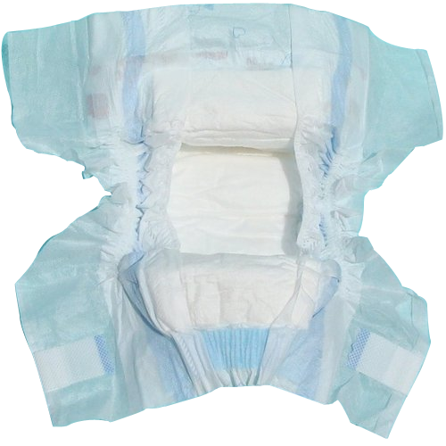 Scented Baby Diaper.