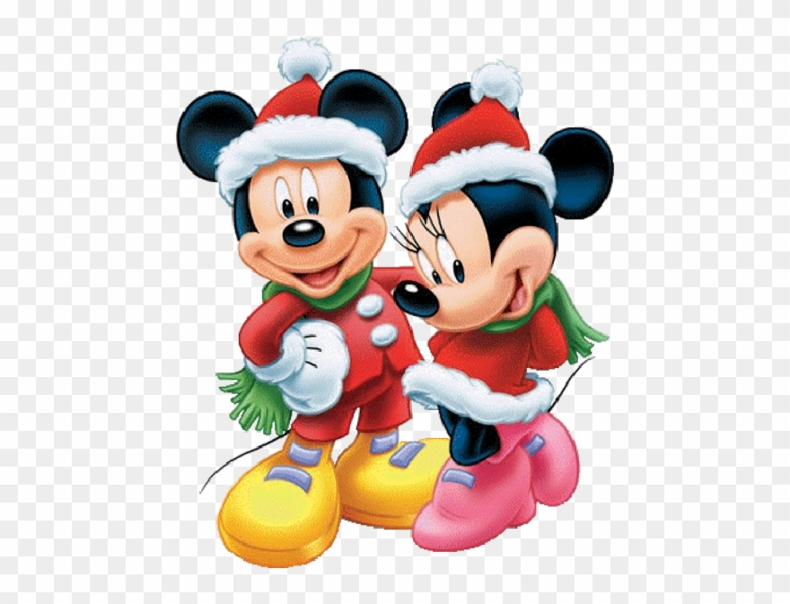 Disney Christmas Clip Art.
