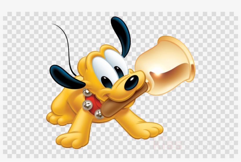 Mickey Mouse Pluto Baby Clipart Pluto Mickey Mouse.