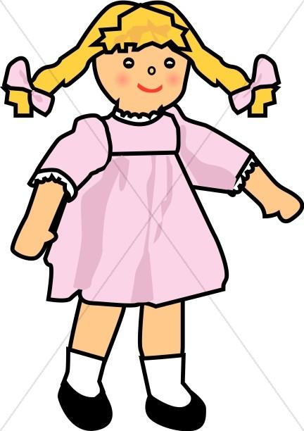 Baby Girl Doll.