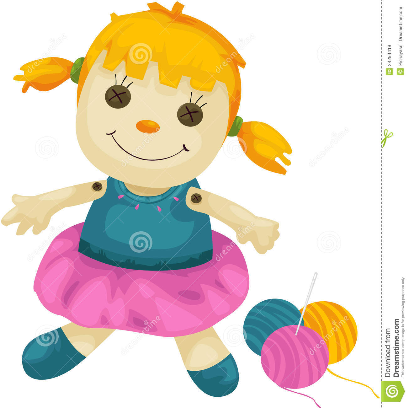 clipart of doll - photo #21