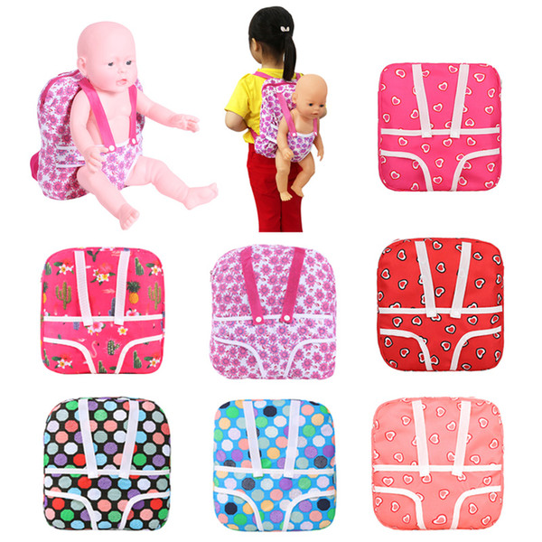 S Dolls Accessories Baby Doll Outgoing Packets Outdoor Carrying Doll  Backpack For Carrying Baby Doll Accessories Og Doll Accessories 18 Doll.