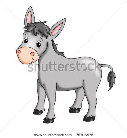 Donkey Pic.