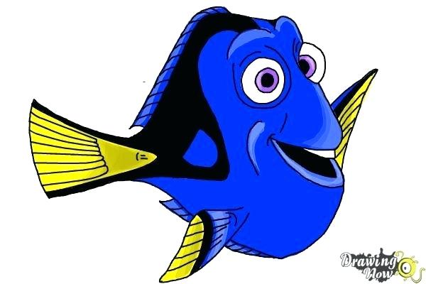 Collection of Dory clipart.