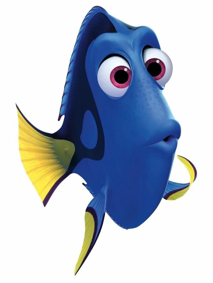Finding Dory Clipart.