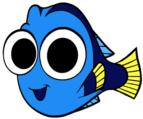 Baby dory clipart Transparent pictures on F.