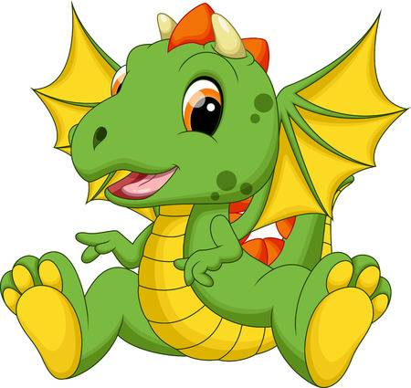 3,835 Baby Dragon Stock Vector Illustration And Royalty Free Baby.