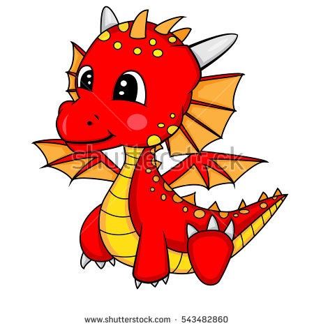 Baby Dragon Clipart Free.
