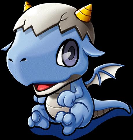 Free Cute Baby Dragon, Download Free Clip Art, Free Clip Art.