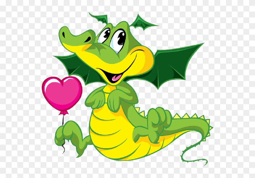 Cute Dragon.