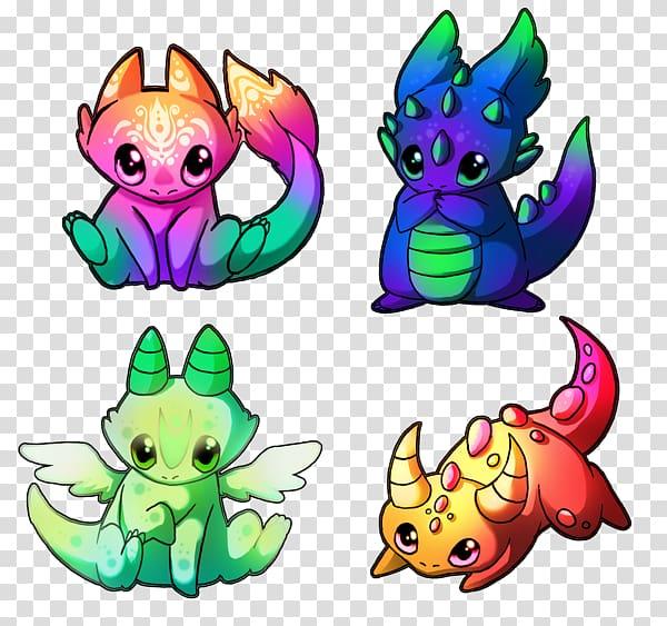 Legendary creature Drawing Dragon Child, cute baby dragon.