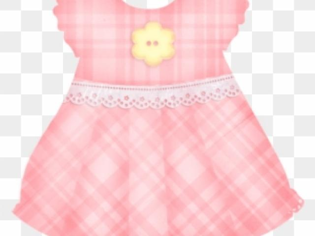 Baby Dress Clipart 11.
