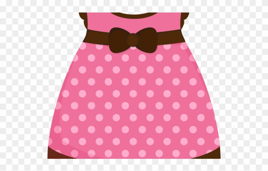Baby Dress Clipart.