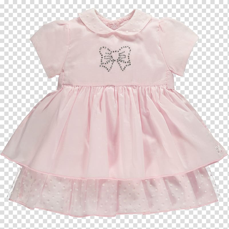 Pink Dress Clothing Sleeve Pants, baby dress transparent.