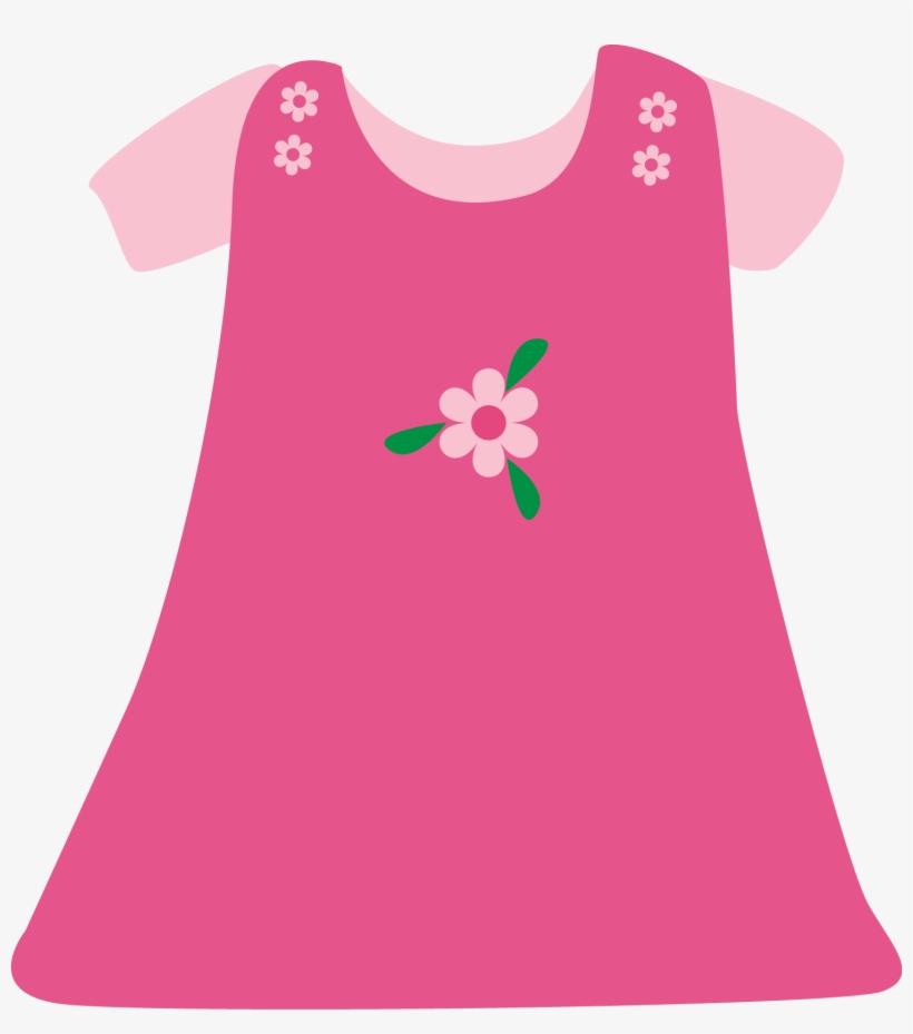 Baby Girl Pink Dress.