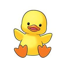 Baby duck clipart 3 » Clipart Station.