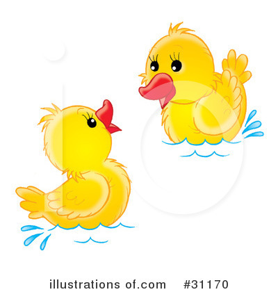 Baby Duck Clipart Free.