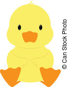 Baby duckling clipart - Clipground