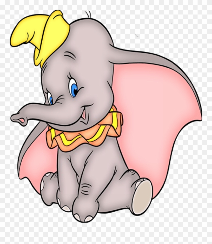 Baby Elephant Dumbo Clip Art Images Gallery.