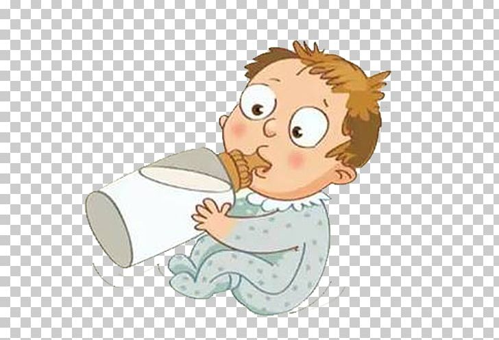 Milk Cartoon Child Drinking PNG, Clipart, Angel, Art, Baby.