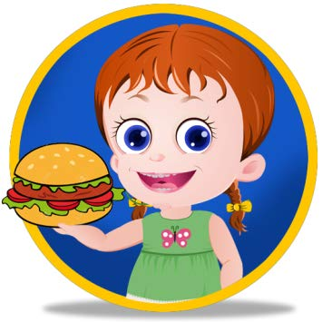Amazon.com: Burger Wraps Cooking Baby Emma: Appstore for Android.